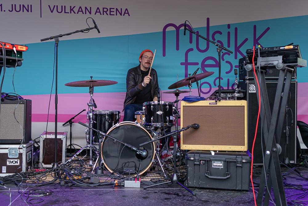 Great News på Musikkfest Oslo, 01.06.19
