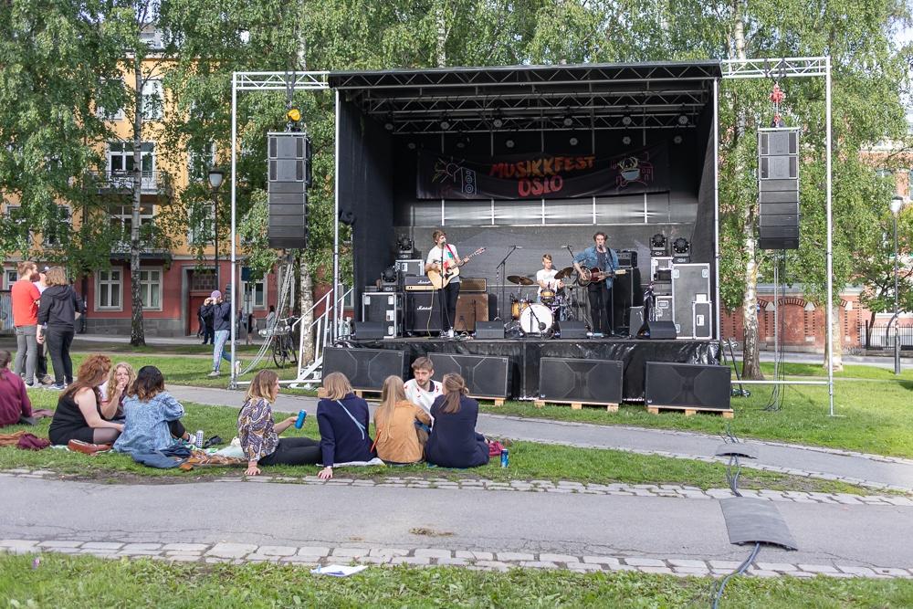 Kullet på Musikkfest Oslo, 01.06.19