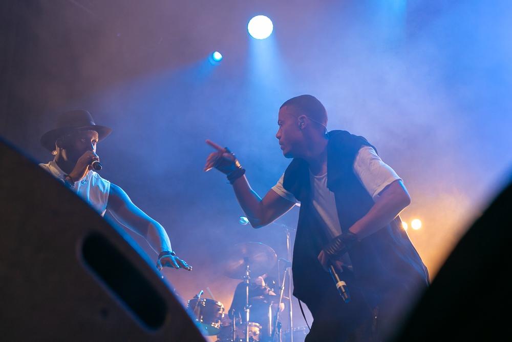 Nico & Vinz på Sentrums Scene 01.11.14