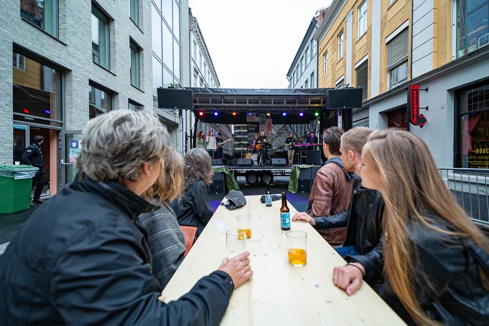 Signe Eide på Musikkfest Oslo, 01.06.19