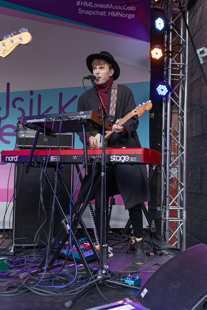 Virkelig på Musikkfest Oslo, 01.06.19